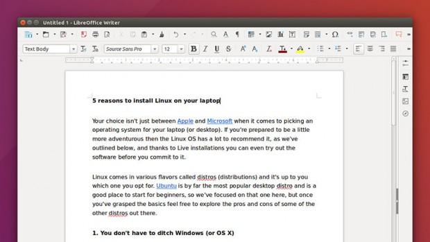 سیستم عامل لینوکس اوبونتو