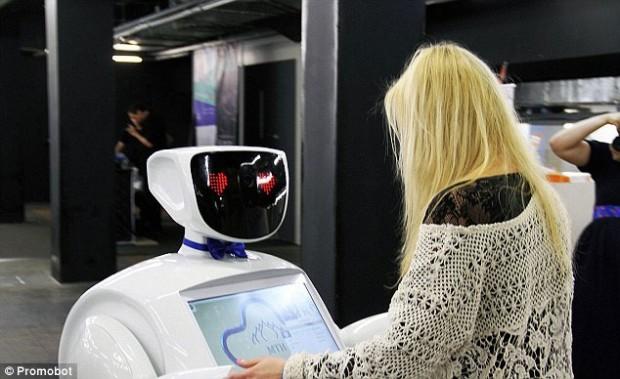 ربات روسی