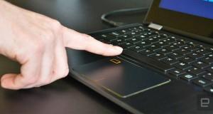 سازندگان زیادی به فکر اضافه کردن اسکنر اثر انگشت به لپتاپها هستند