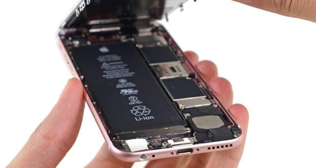 ظرفیت باتری آیفون ۷ حدود ۱۴ درصد بیشتر از آیفون ۶ اس خواهد بود