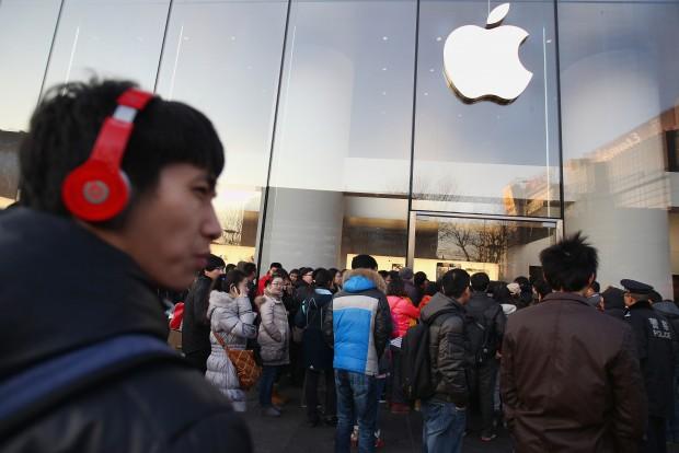 اپل در حال از دست دادن بازار کشور چین توسط برندهای وطنی است