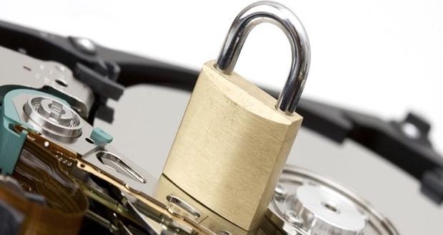 رمزگذاری کامل دیسک