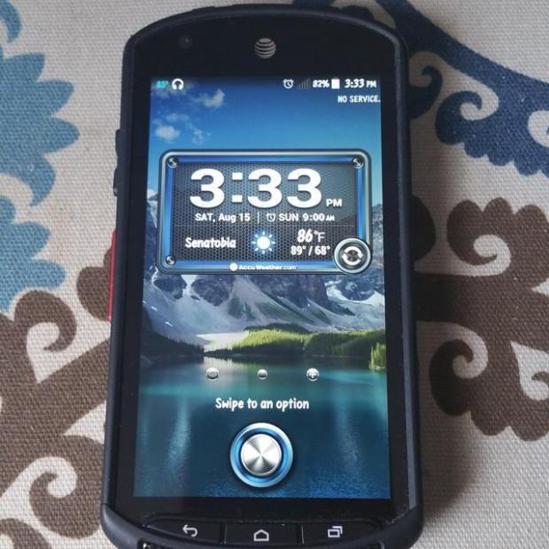 تلفنهای هوشمند ضد آب