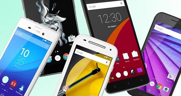 گوشیهای هوشمند ارزان قیمت