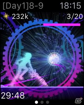 بازی Cosmos Rings به صورت انحصاری برای اپل واچ عرضه میشود
