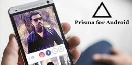 دانلود Prisma برای اندروید؛ عکس خود را به یک اثر هنری نقاشی تبدیل کنید