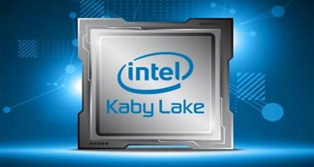 پردازنده اینتل Kaby Lake
