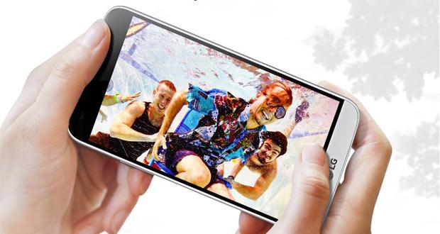 تلفن هوشمند الجی جی 5