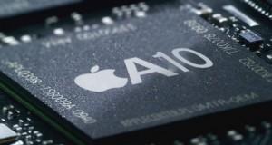 تراشه جدید Apple A10