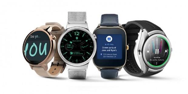 رندر جدیدی از دو مدل ساعت هوشمند نکسوس گوگل منتشر شد؛ Angelfish و Swordfish