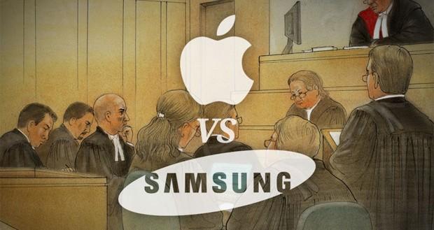 اپل از دادگاه عالی درخواست کرده تا درخواست دادخواهی سامسونگ را نپذیرد
