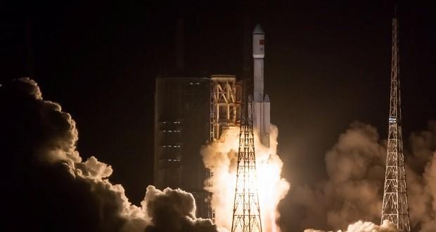 سوختگیری ماهواره