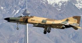 یوفو در تهران : درگیری جنگنده های ارتش با شیء ناشناس پرنده