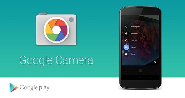 اپلیکیشن دوربین گوگل