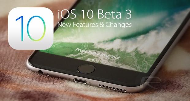 قابلیتهای جدید iOS 10
