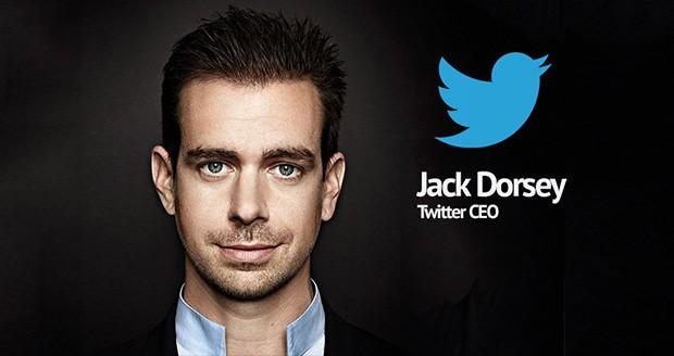 هک حساب جک دورسی مدیرعامل توییتر
