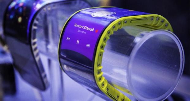 لنوو : اسمارت فونهای انعطاف پذیر تا پنج سال آینده وارد بازار میشوند