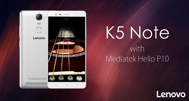گوشی Lenovo K5 Note