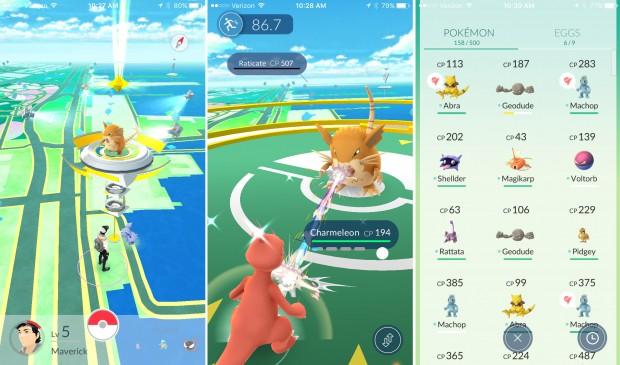 بازی Pokémon GO رکورد شکست؛ سریعترین صعود به رتبهی اول در فروشگاه گوگل پلی