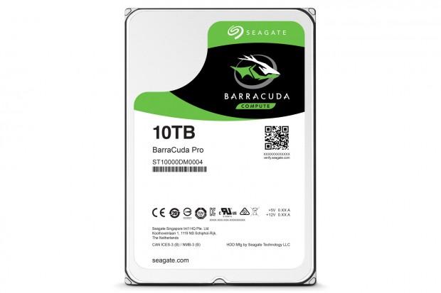 هارد باراکودا پرو ۱۰ ترابایت فضای ذخیره سازی را برای کامپیوترتان به ارمغان میآورد