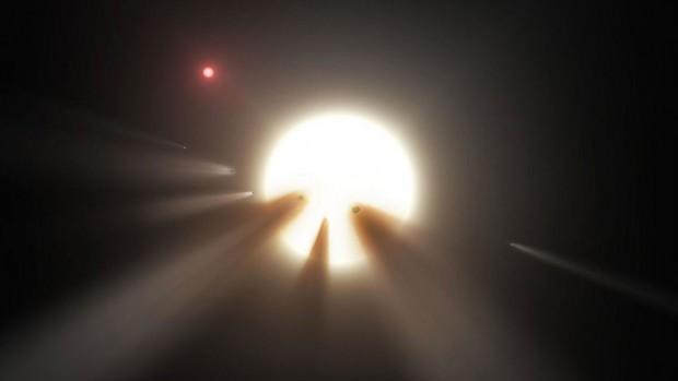 ستاره تبی کیهان