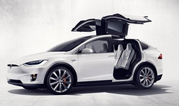 خودرو مدل ایکس تسلا