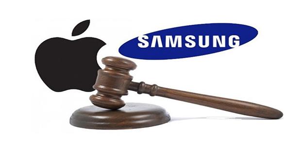 دادگاه اپل علیه سامسونگ