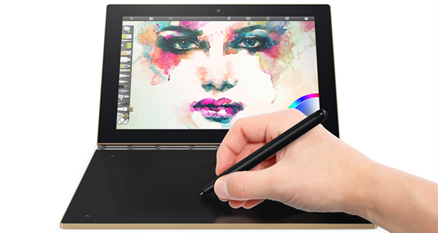 لپ تاپ های یوگا بوک و یوگا 910 توسط لنوو معرفی خواهند شد