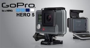 ویدیو لو رفته از دوربین گو پرو هیرو 5 حکایت از نمایشگر لمسی آن دارد