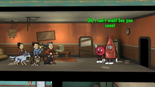 آپدیت جدید بازی Fallout Shelter
