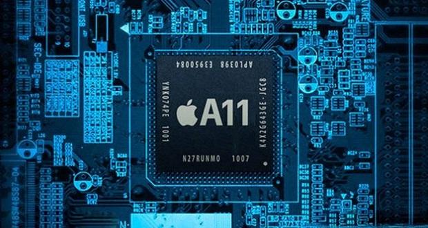 تراشه های اپل A11