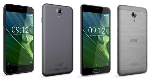 گوشی ایسر Liquid Z6 و Z6 Plus