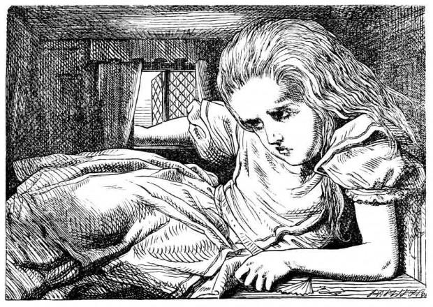 بیماری های عجیب - سندرم آلیس در سرزمین عجایب