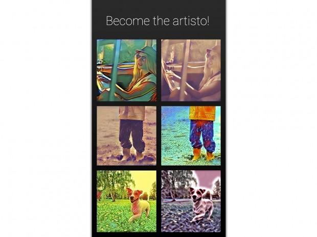 برنامه Artisto