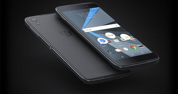 گوشی بلک بری DTEK50 و Priv دیگر در برابر باگ امنیتی QuadRooter آسیبپذیر نیستند