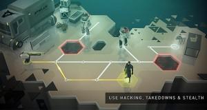نسخه موبایل بازی Deus Ex Go برای اندروید و iOS عرضه شد