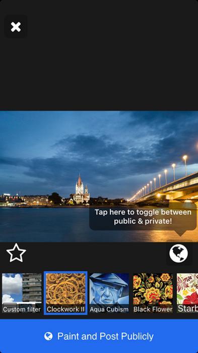 Dreamscope for Android and iOS - بهترین برنامه های تبدیل عکس به نقاشی مشابه Prisma برای اندروید و آی او اس