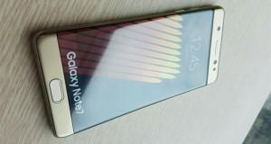 تصویر گلکسی نوت ۷ قبل از معرفی لو رفت؛ مدل طلایی به همراه بستهبندی جدید