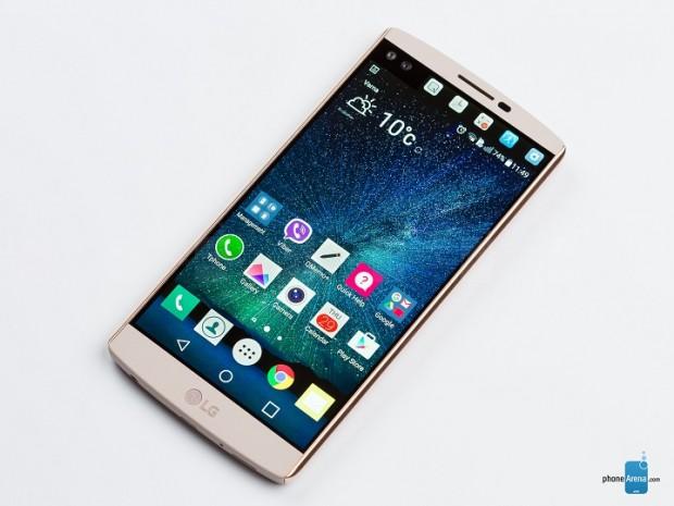 گوشی LG V20