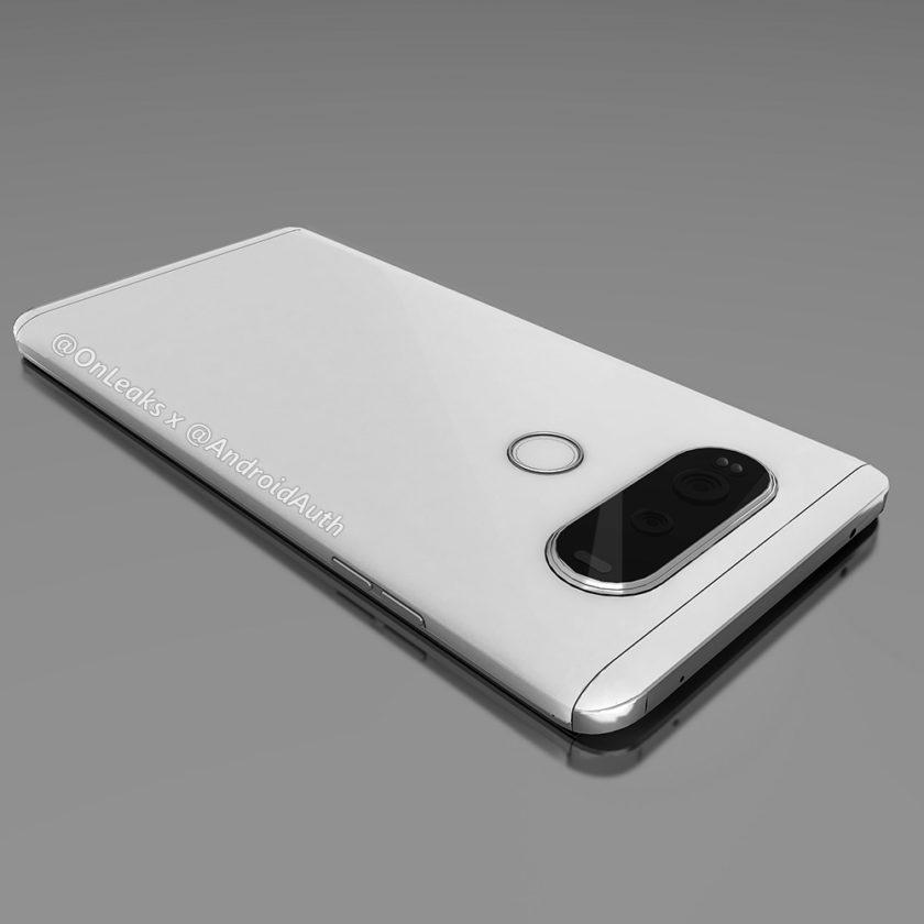 شد معرفی الجی گوشی رسما v20