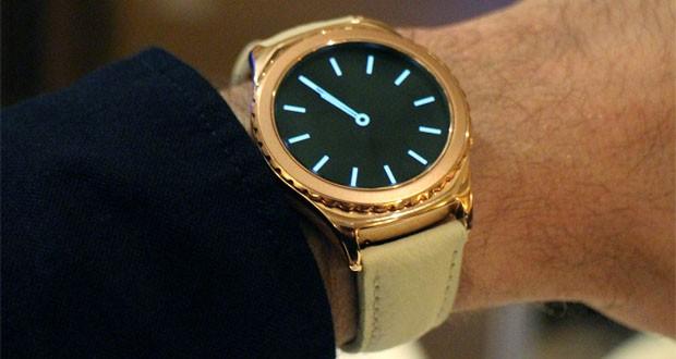 نماد تجاری ساعت گیر اس ۳ کلاسیک توسط سامسونگ ثبت شد