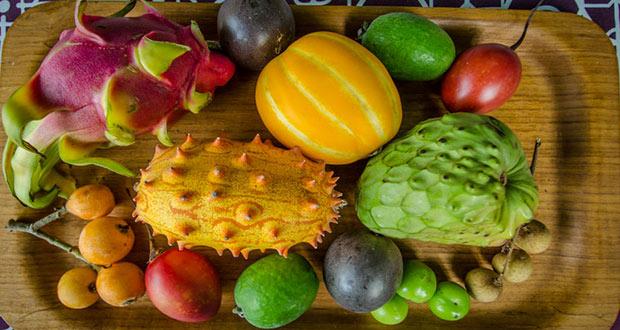 عجیب ترین میوه های دنیا