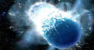 برخورد ستاره های نوترونی