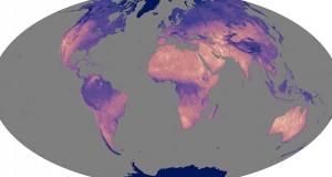 گرم ترین مناطق زمین