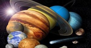 رنگ سیارات