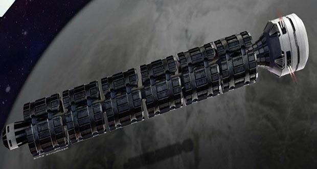 قطار فضایی