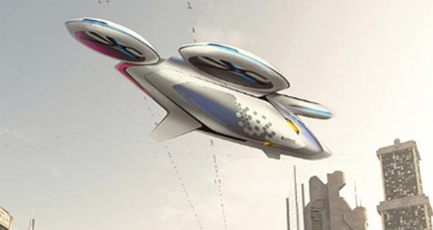 ماشینهای خودران را فراموش کنید، ایرباس میخواهد تاکسی هوایی بدون راننده بسازد!