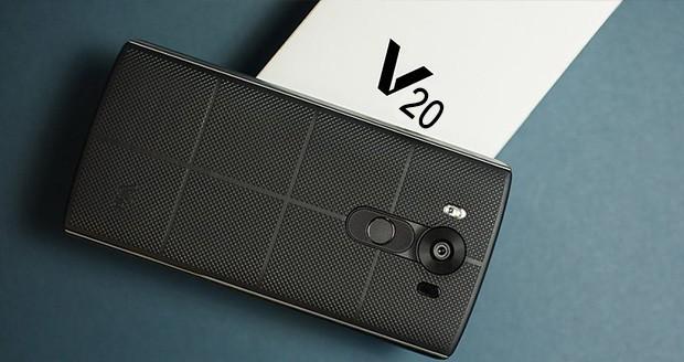 گوشی ال جی وی 20