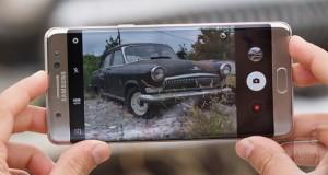 مقایسه دوربین گلکسی نوت 7 با بهترین گوشی های موجود در بازار