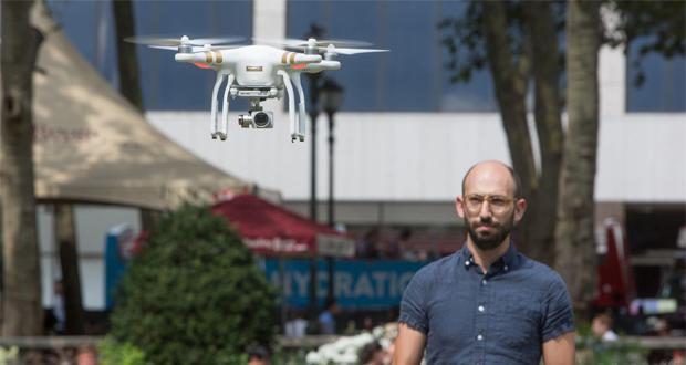 پهپادهای DJI در طول بازیهای المپیک ریو با محدودیت پروازی مواجه خواهند شد